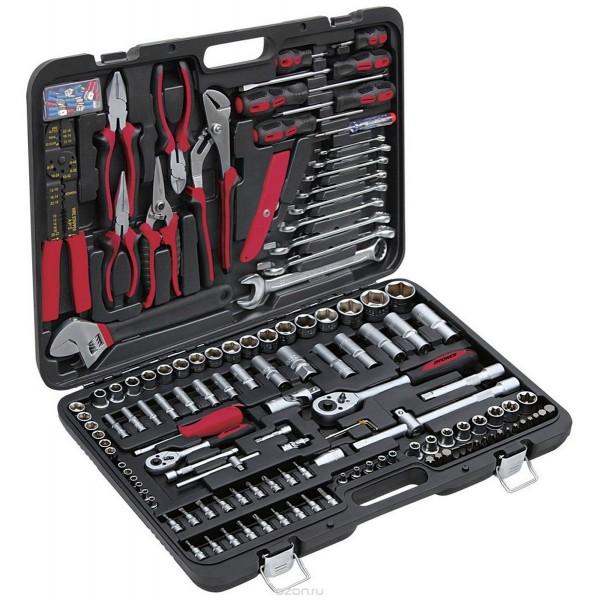 ОН3961 Набор инструментов профессионального качества, для автомобиля,172 предмета.