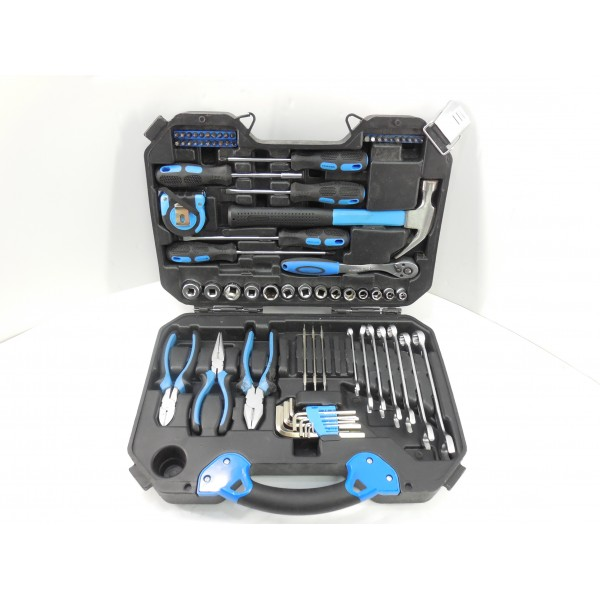 ОН3963 Набор инструментов профессионального качества, для автомобиля,78 предметов.