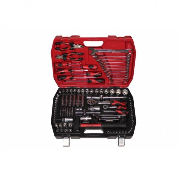РМ4110 Набор инструментов профессионального качества, для автомобиля,104 предмета