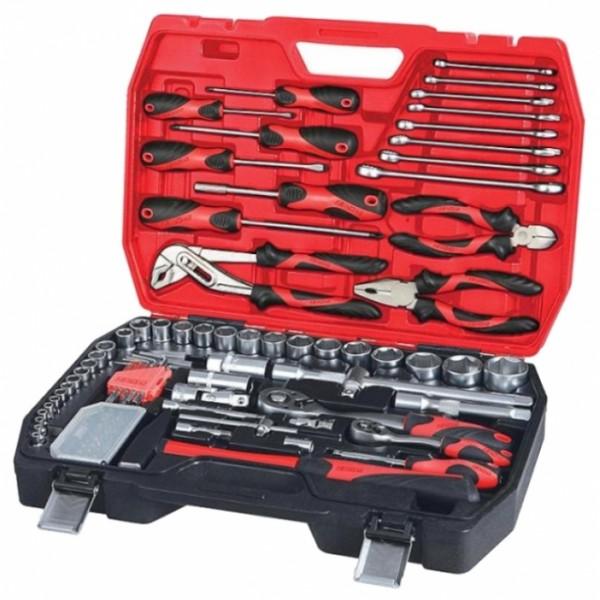 РМ4111 Набор инструментов профессионального качества, для автомобиля,101 предмет.