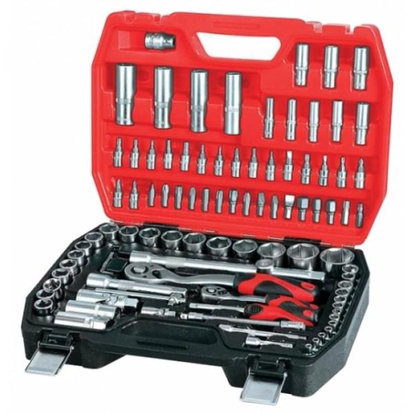 РМ4113  Набор инструментов профессионального качества, для автомобиля,94 предмета.