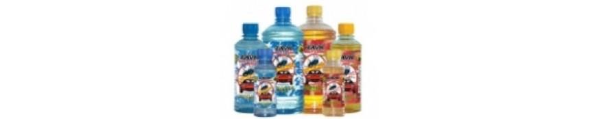 Жидкости для стеклоомывателей