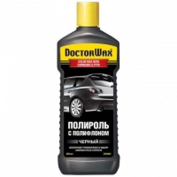 DW8409 White / Color Wax with Carnauba & PTFE Цветная полироль с тефлоном. Белая