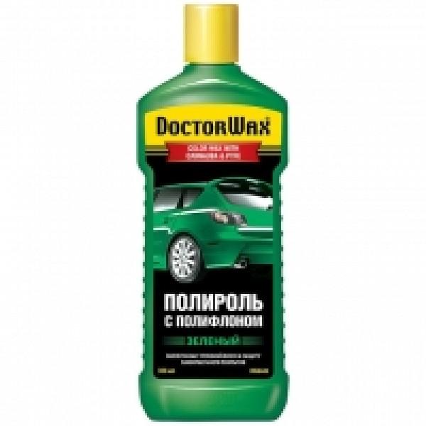 DW8449 Green / Color Wax with Carnauba & PTFE Цветная полироль с тефлоном. Зеленая