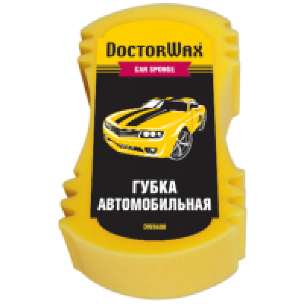 DW8608 Губка для мытья авто