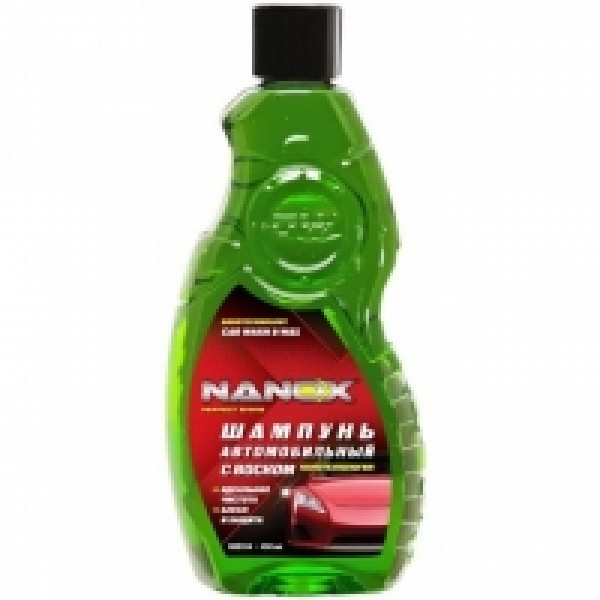 NX8134 Автомобильный шампунь с воском (гель) (