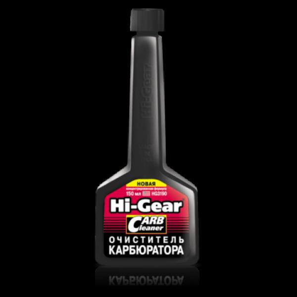HG3190 Очиститель карбюратора.Новая концентрированная формула.