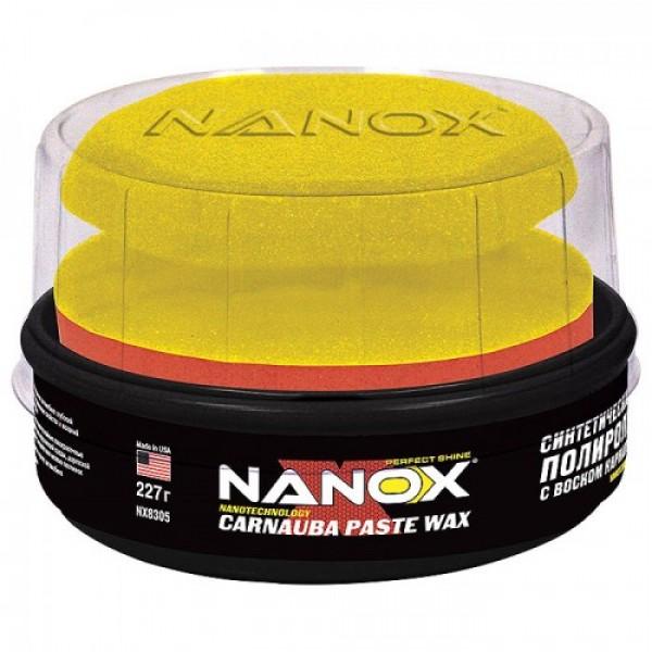 NX8305 Синтетическая полироль с воском карнауба Nanox NX8305